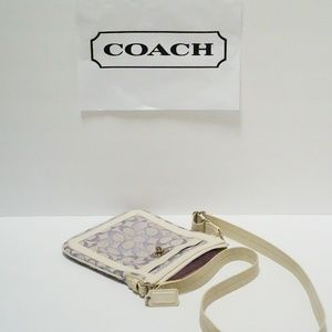 Coach M0893-42664 Cricket Lilac Crossbody